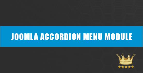 Accordion Menu Module For Joomla