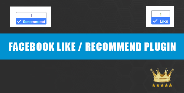 Facebook Like or Recommend Plugin For Content