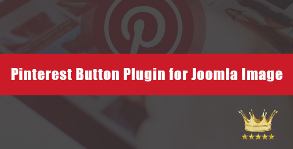 Pinterest Plugin for Joomla