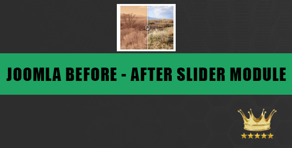 AA Responsive Before After Image  Slider