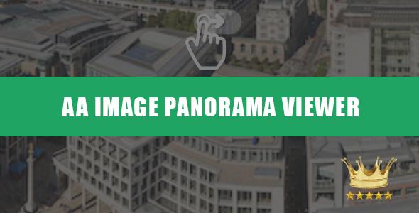 AA IMAGE PANORAMA VIEWER
