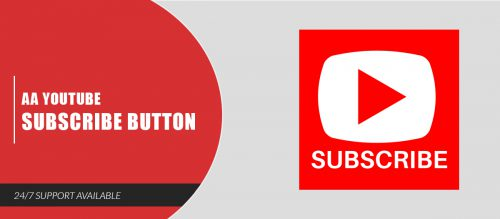 AA Youtube Subscribe Button