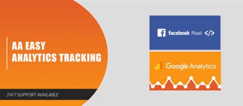 AA Easy Analytics Tracking