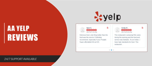 AA Yelp Reviews